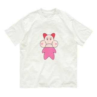 ぷくみ Organic Cotton T-shirts