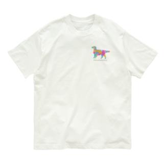 アレグリヘ フラットコーテッド Organic Cotton T-shirts