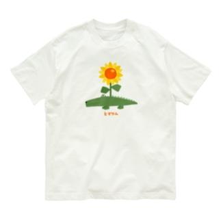 ヒマワニ Organic Cotton T-shirts