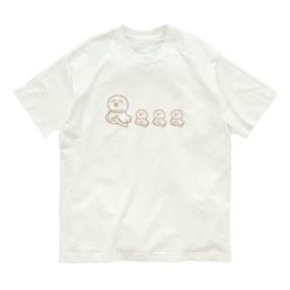 かもちゃん Organic Cotton T-shirts