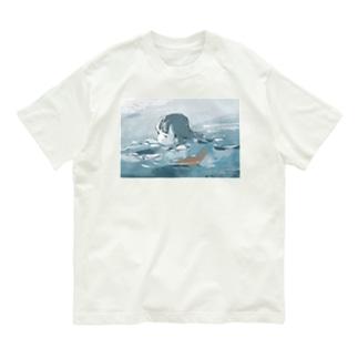 ザブザブ〜 Organic Cotton T-Shirt