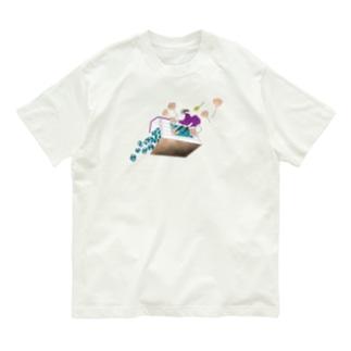 オズの魔法使い Organic Cotton T-shirts