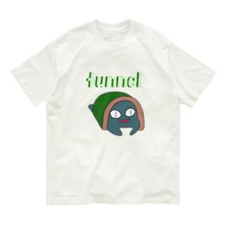 トンネル Organic Cotton T-shirts