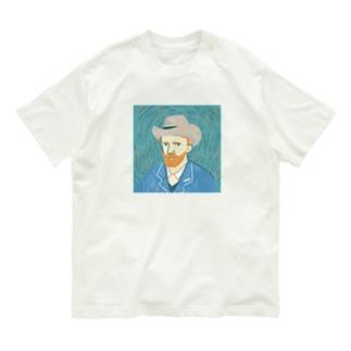 ゴッホ Organic Cotton T-shirts