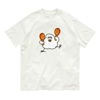 赤いマラカス Organic Cotton T-shirts