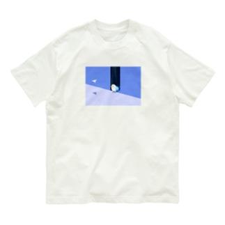 過ぎ行く Organic Cotton T-shirts
