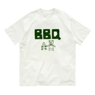 BBQクマ Organic Cotton T-shirts