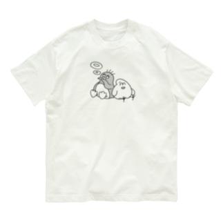 弱気と煙草 Organic Cotton T-shirts