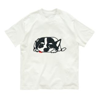 だらっと4 Organic Cotton T-Shirt