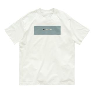 3変化 Organic Cotton T-shirts