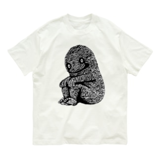 "Dark blanco ""Monster 15"" Organic Cotton T-shirts"
