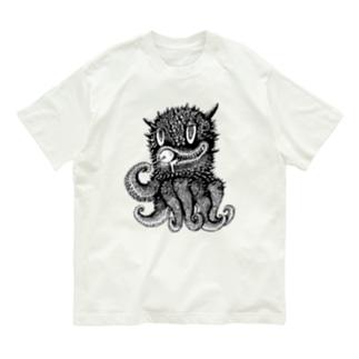タコモンスター Organic Cotton T-shirts