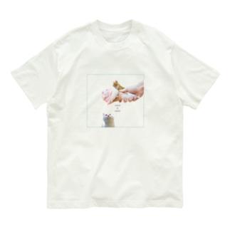 愛す猫 Organic Cotton T-shirts
