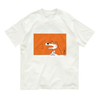 いぬの しばさん Organic Cotton T-shirts