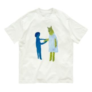 にぎにぎ Organic Cotton T-shirts