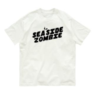 SEA SIDE ZOMBIE Organic Cotton T-shirts