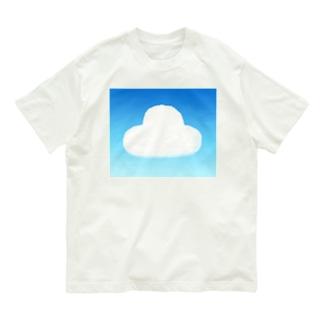 ぷく雲 Organic Cotton T-shirts