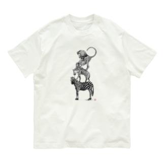 ワイルドブレーメン(Love All Wild Animals) Organic Cotton T-shirts