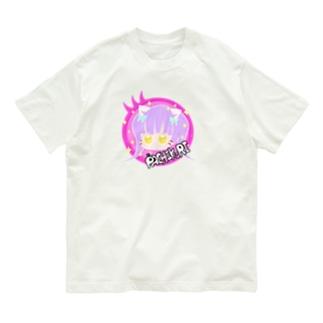 第2弾 まなネコ パチクリ! Organic Cotton T-shirts