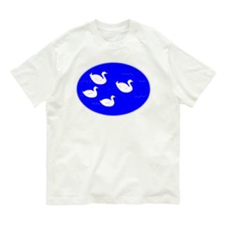 白鳥の湖 Organic Cotton T-shirts
