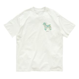 森 マルチーズ Organic Cotton T-shirts