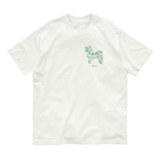 森 ピジョン Organic Cotton T-shirts