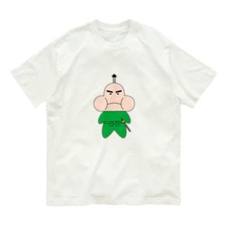 ぷくざえもん Organic Cotton T-shirts