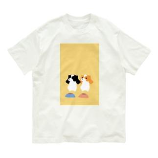 狆 Organic Cotton T-Shirt