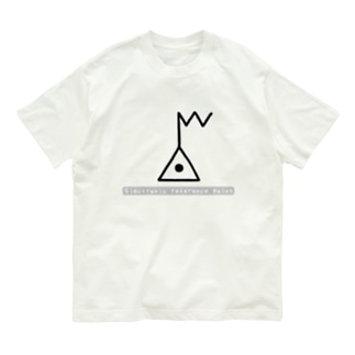 電子基準点 Organic Cotton T-shirts