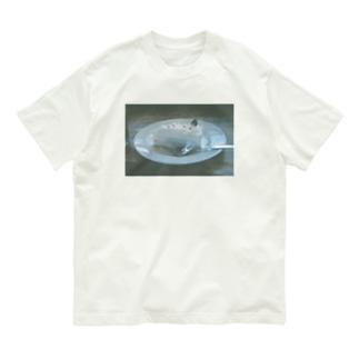 ショートケーキ Organic Cotton T-shirts