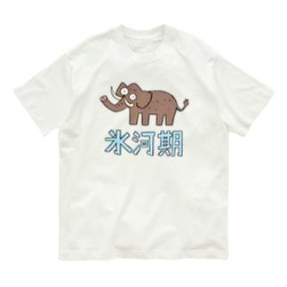氷河期 Organic Cotton T-shirts