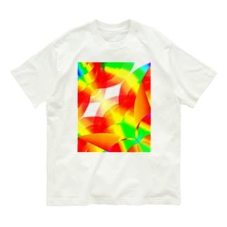 ☀️トロピカルパッションマンゴー🌺 Organic Cotton T-shirts
