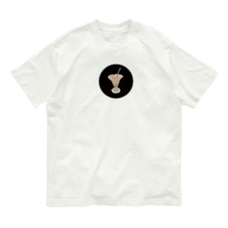 綺麗に食べましたよ、私!!② Organic Cotton T-shirts