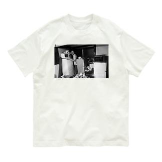 冷蔵庫廃品回収記念品 Organic Cotton T-shirts