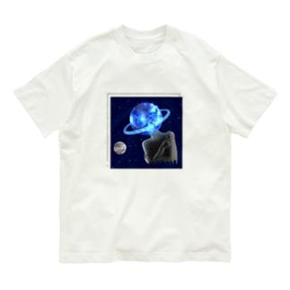 星が綺麗ですね Organic Cotton T-shirts
