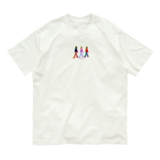 女の子たち Organic Cotton T-shirts