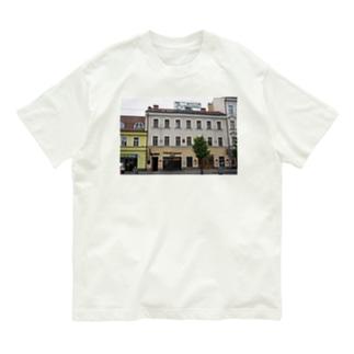 アンデルアパートメント Organic Cotton T-shirts