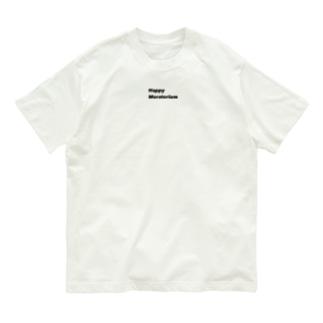 人生の頂点 Organic Cotton T-shirts