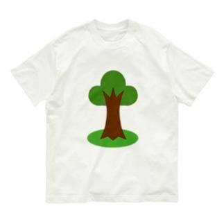 ぷくの木 Organic Cotton T-shirts