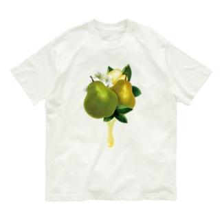 【forseason】ラフランス Organic Cotton T-shirts