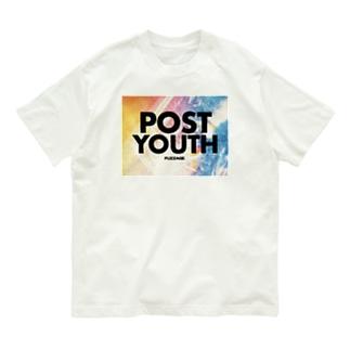 POST MY YOUTH. 青春期以降 Organic Cotton T-shirts