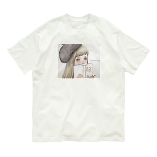 Shiori03 Organic Cotton T-shirts