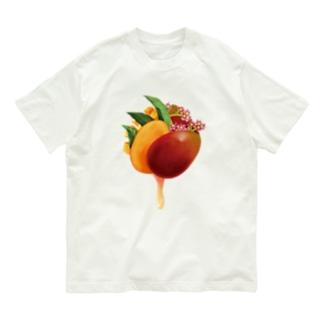 【forseason】マンゴー Organic Cotton T-shirts