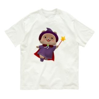 魔法使いサオリー Organic Cotton T-shirts