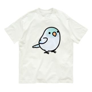 Chubby Bird マメルリハ Organic Cotton T-shirts