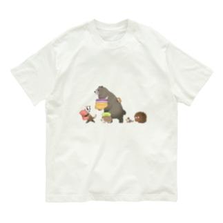 そろそろ、寝ましょうか Organic Cotton T-shirts
