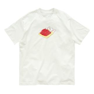 お布団 Organic Cotton T-shirts