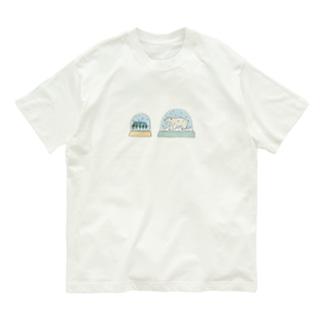 スノードーム Organic Cotton T-shirts