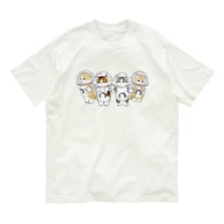 防御力ZERO宇宙服 Organic Cotton T-shirts