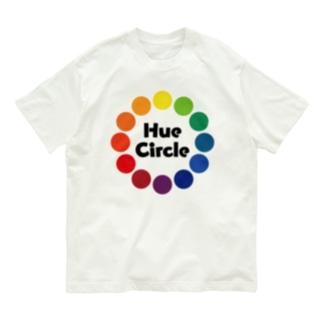 Hue Circle 色相環12 Organic Cotton T-shirts